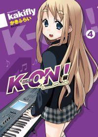 K-ON!輕音部 4