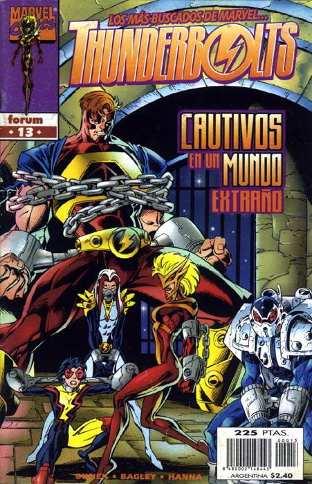 Thunderbolts Vol.1 #13 (de 40)