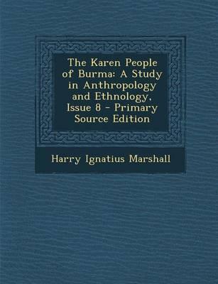 The Karen People of Burma