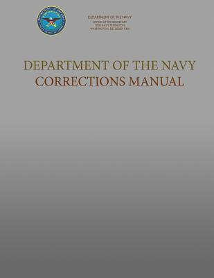 Department of the Navy Corrections Manual