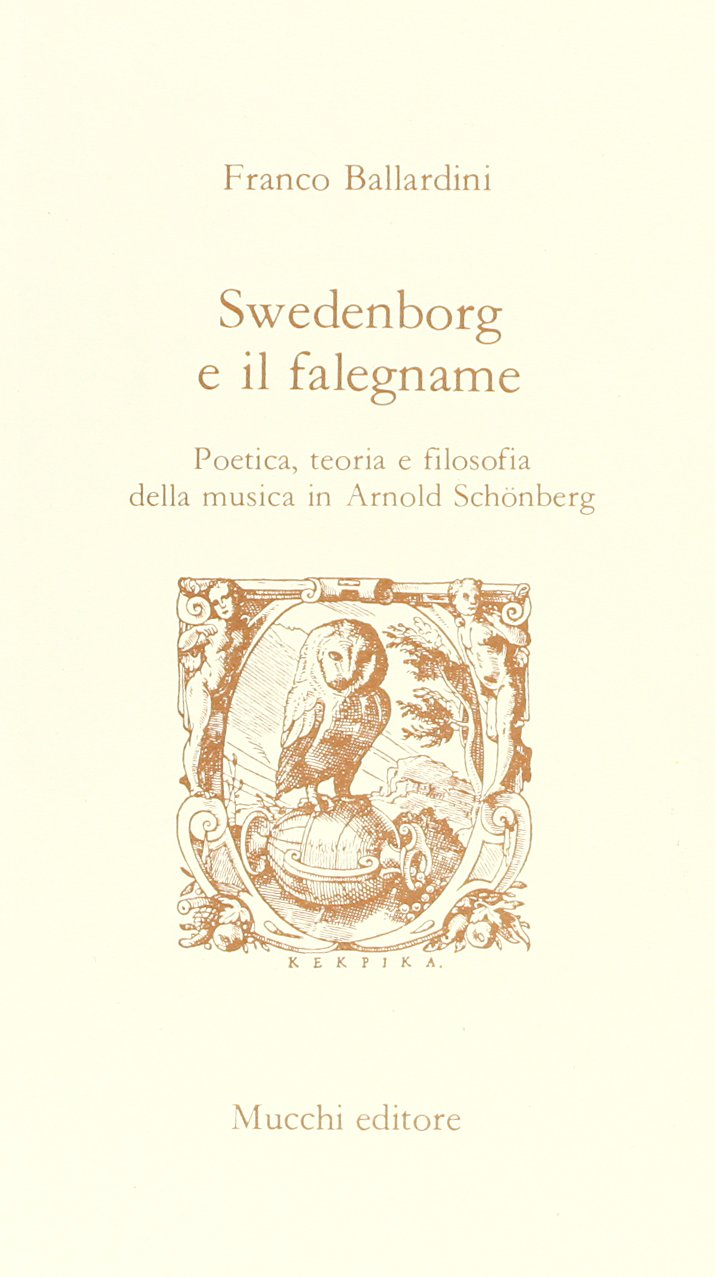 Swedenborg e il falegname