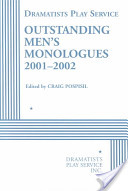 Outstanding Men's Monologues 2001-2002