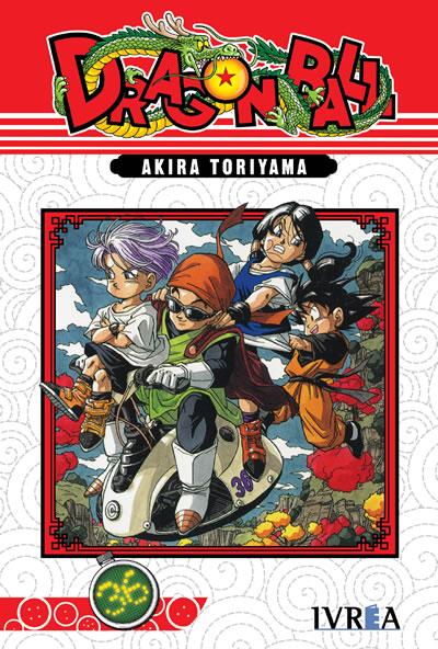 Dragon Ball #36