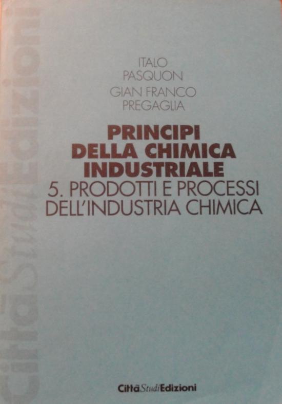 Principi della chimica industriale