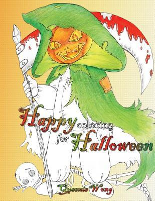 Happy Coloring for Halloween