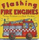 Flashing Fire Engine...