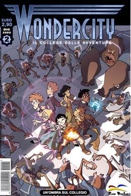 Wondercity #2 - Un'o...