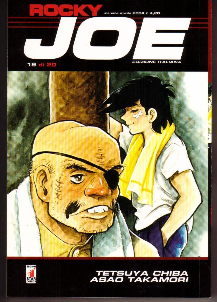 Rocky Joe vol. 19