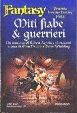 Inverno Fantasy 1994 - Miti fiabe & guerrieri