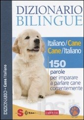 Dizionario bilingue italiano Cane