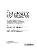 The celebrity sex register