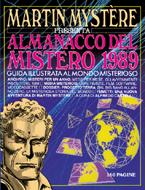 Martin Mystère: Almanacco del mistero 1989