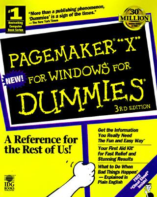 Pagemaker 6.5 for Dummies