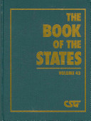 The Book of the States 2010