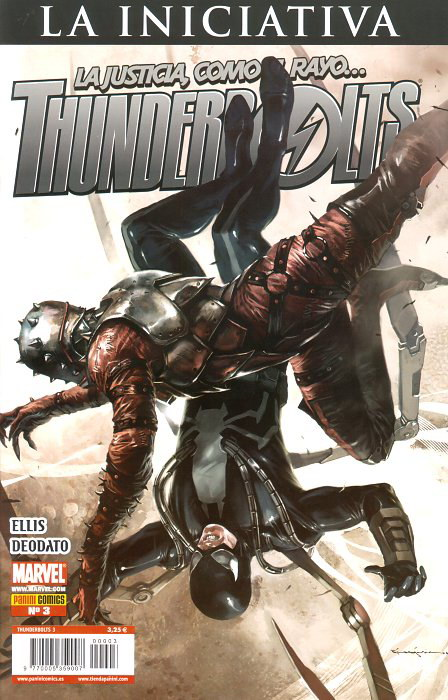 Thunderbolts Vol.2 #3 (de 24)