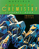 Nuffield A level chemistry