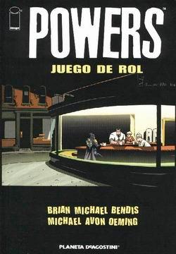 Powers Nº 02: Juego de rol