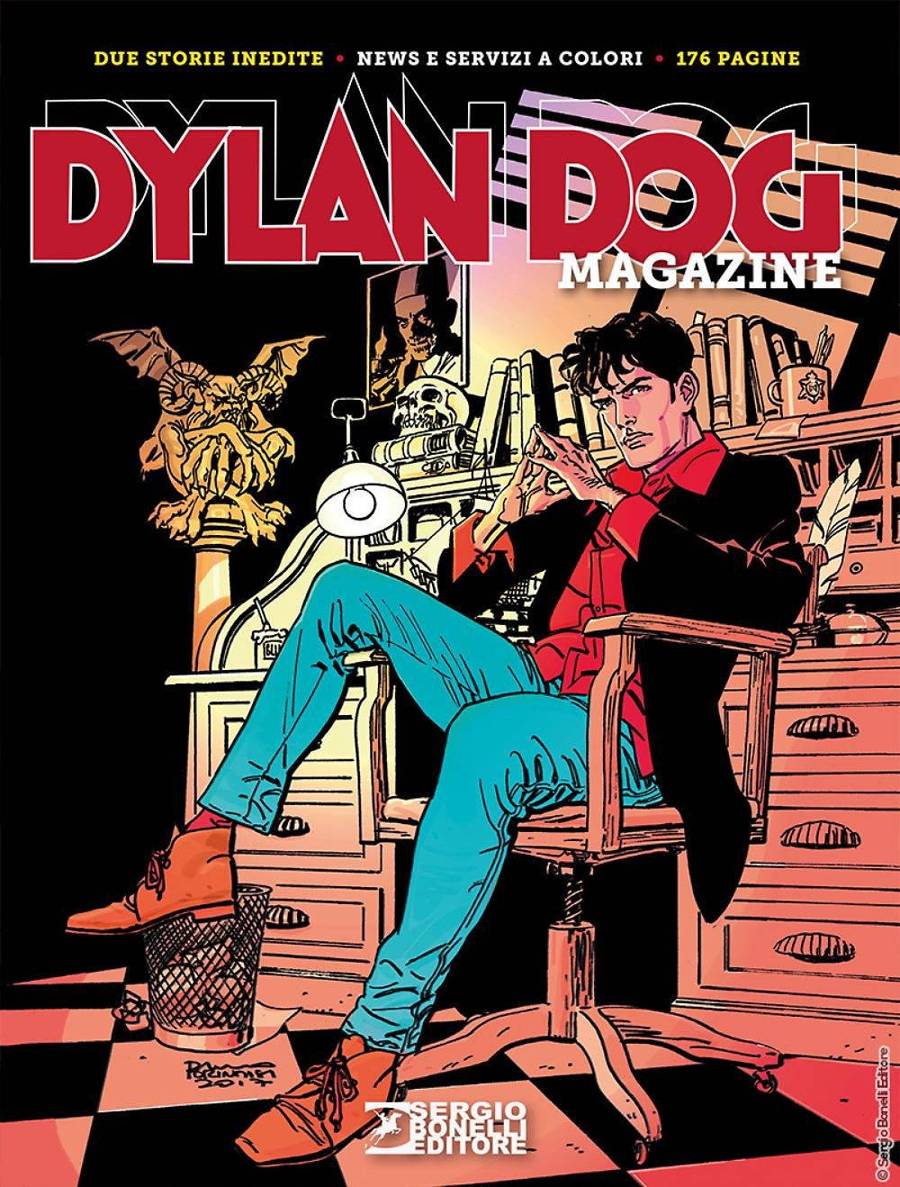 Dylan Dog Magazine n. 3