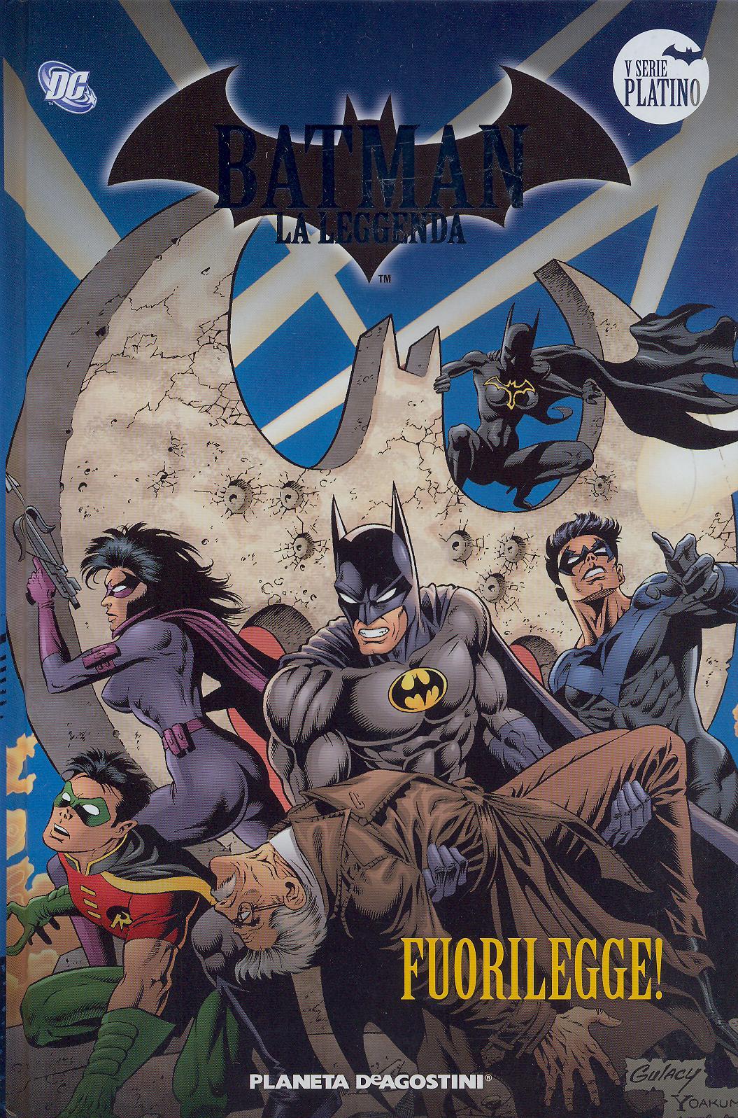 Batman la Leggenda n. 88