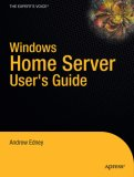 Windows Home Server ...