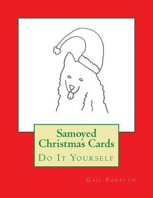 Samoyed Christmas Ca...