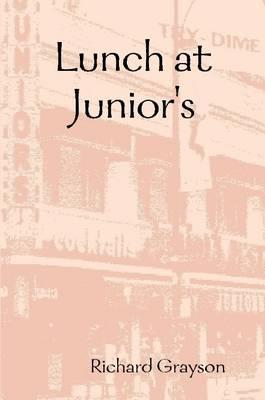 Lunch at Junior's