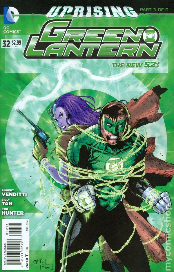 Green Lantern Vol.5 #32