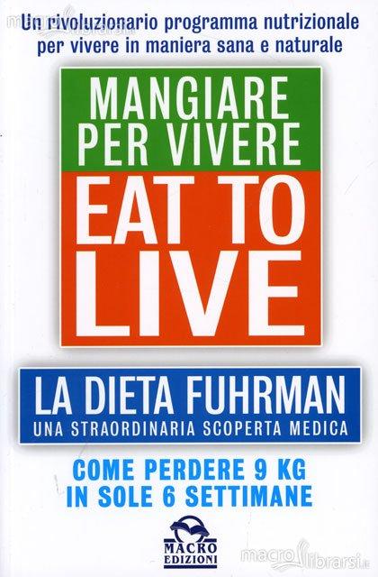 Mangiare per vivere. Eat to live