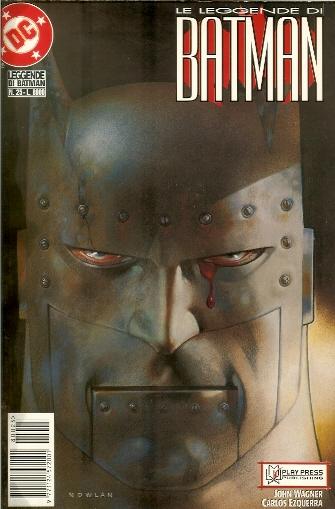 Le Leggende di Batman n. 25