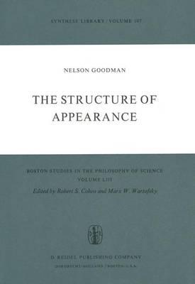 Structure of Appearance