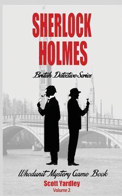 Sherlock Holmes British Detective
