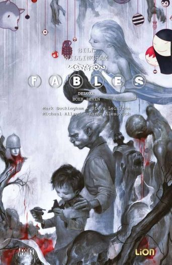 Fables deluxe vol. 7