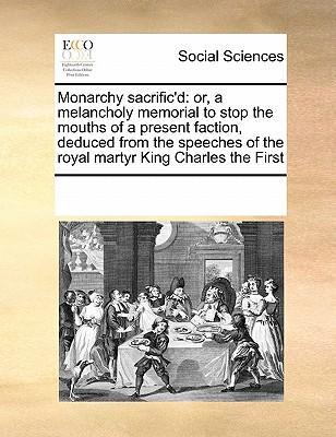 Monarchy Sacrific'd