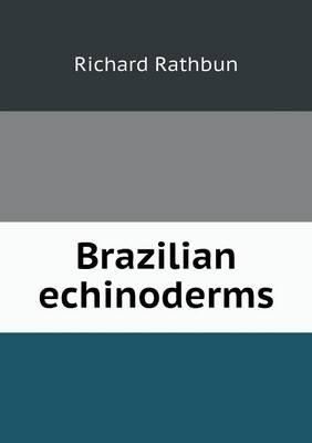 Brazilian Echinoderms