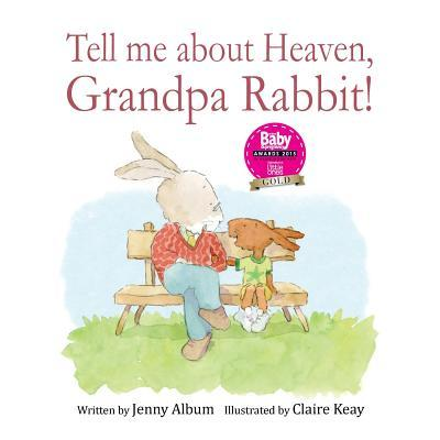 Tell Me About Heaven, Grandpa Rabbit! (US edition)