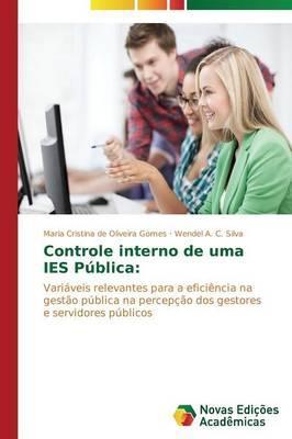 Controle interno de uma IES Pública