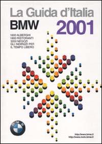 La guida d'Italia BMW 2001