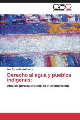 Derecho al agua y pueblos indígenas