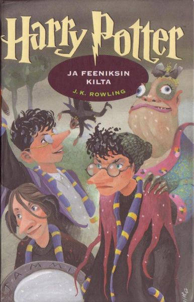 Harry Potter ja Feen...