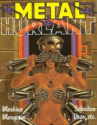 Metal Hurlant - n. 9