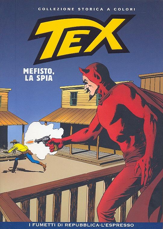 Tex collezione storica a colori n. 2