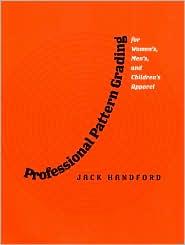 Professional Pattern Grading for Women's, Men's, and Children's Apparel