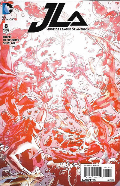 Justice League of America Vol.4 #8