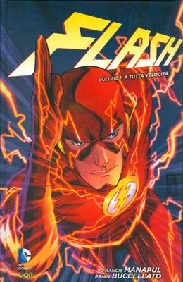 Flash Vol. 1: A tutta velocità