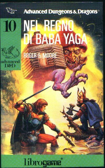 Nel regno di Baba Yaga