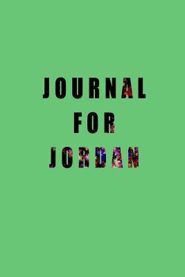Journal for Jordan