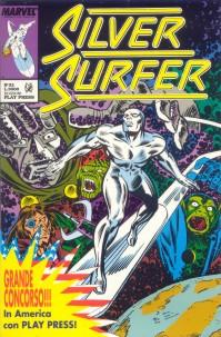 Silver Surfer n. 32 ...
