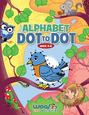 Alphabet Dot to Dot Ages 4-6
