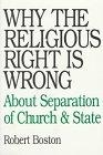 Why the Religious Right Is Wrong