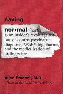 Saving Normal